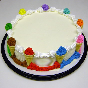 Cakes By Dairy Queen Cake Picture