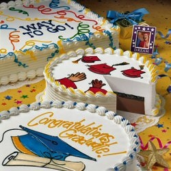 Baby Graduation Cakes DQ Birthday