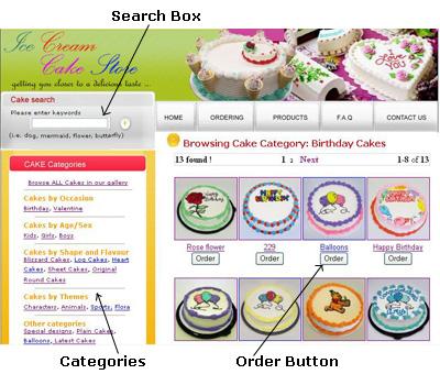 Dairy Queen Cakes Online Ordering